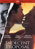 Movie: Indecent Proposal
